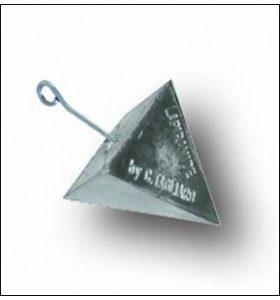 Piombo LAPIRAMIDE anello inox ASTINA