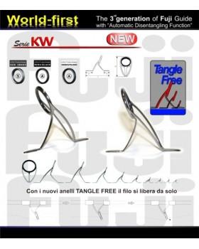 Fuji Rod Components Anelli serie KWAG