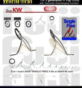 Fuji Rod Components Anelli serie kwsg