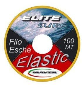 FILO ELASTICO MAVER PER ESCHE 100MT