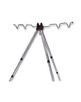 Tripode alluminio telescopico da molo