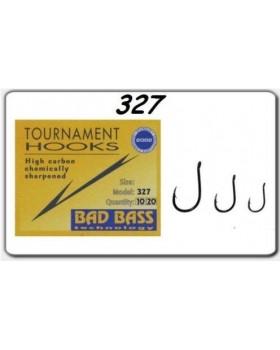 bad bass serie 327 Fishing Hooks