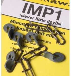 Breakaway IMP 1 Bait Clips packs of 5
