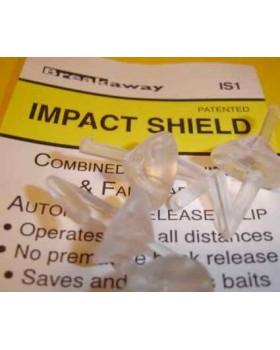 BREAKAWAY IMPACT SHIELDS CLEAR