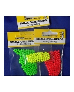Breakaway Small oval rig Beads  conf. 50pz.