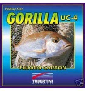 Monofilo GORILLA UC-4 TUBERTINI FLUOROCARBON 100mt.