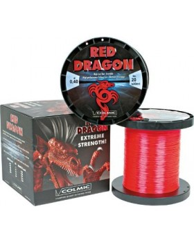 COLMIC Filo Red Dragon 800mt 0.65mm 50lbs: