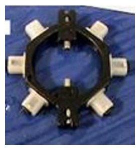 Abu complete clutch with breake blocks cod. 1116727