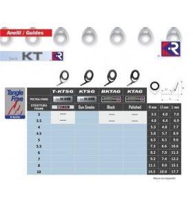 Fuji Rod Components Anelli  serie KTAG