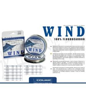 Colmic Wind Fluorocarbon 100% - 50mt