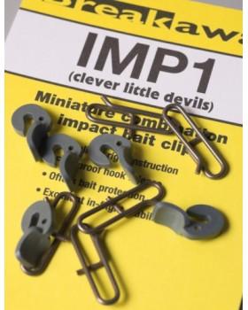 Breakaway IMP 1 Bait Clips packs of 5