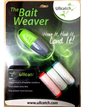 Ullcatch Bait  Elastic with Dispenser