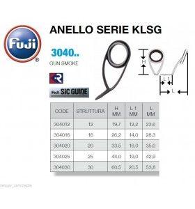 Fuji Rod Components Anelli serie KLSG