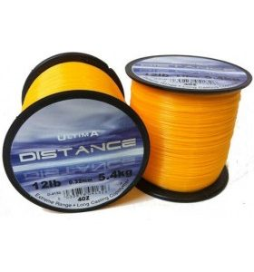 ULTIMA DISTANCE  Fire Orange 4oz.