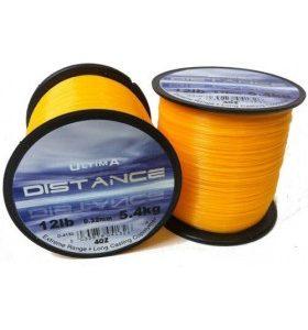 ULTIMA DISTANCE  Fire Orange 4oz.