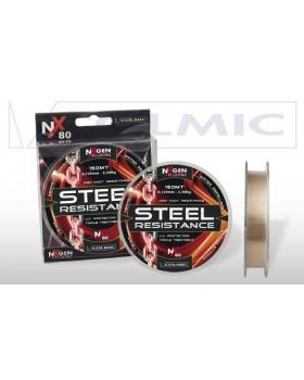 Colmic nylon NX80 – STEEL RESISTANCE