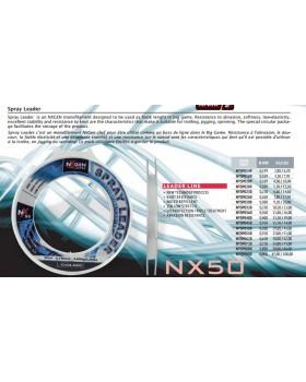 Colmic nylon NX50 – SPRAY LEADER 50 mt.