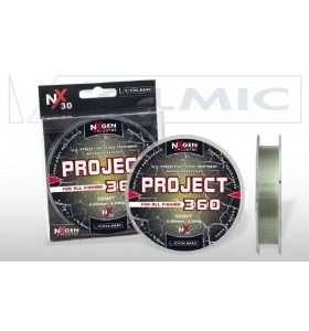 Colmic nylon NX30 – PROJECT 360  300mt.