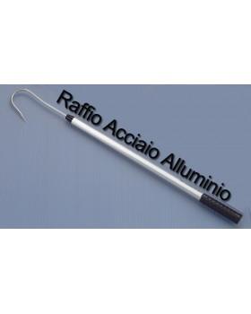 Raffio con manico in alluminio 150CM.