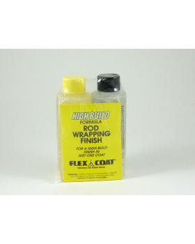 Flex Coat High Build Rod Wrapping Finish, 8oz