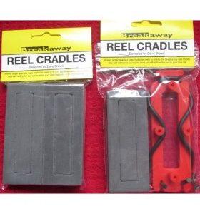 Reel Cradles designed by Dave Brown