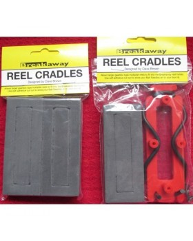 Reel Cradles designed by Dave Brown