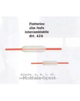 Flotterino VINCENT slim fosforescente