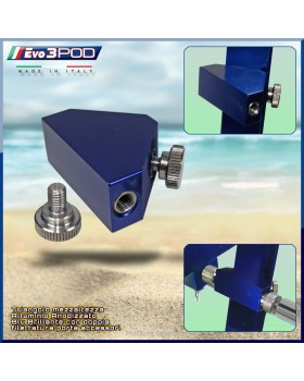 Evo3POD - Triangolo porta accessori Alluminio