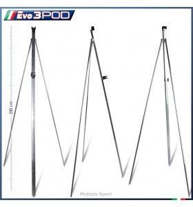 Evo3POD - Picchetto con gambe Alluminio 200 cm