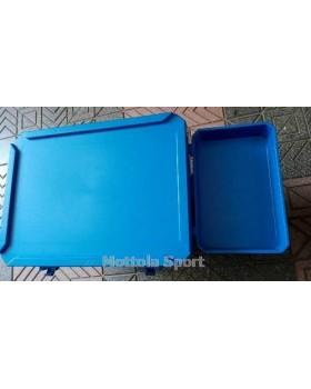 SEATBOX TRAY BLUE / BLACK  X SEAT BOX SHAKESPEARE 2018