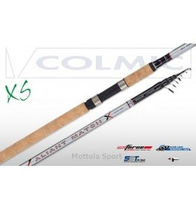 COMBO COLMIC ALIANT MATCH  + SHIMANO AX Spinning FB