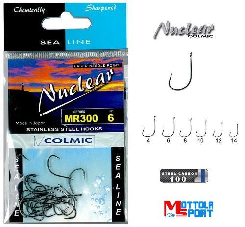 MISURA 12-1 bustina Ami da Pesca COLMIC NUCLEAR MR300